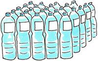 災害時の備蓄水