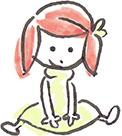 安心イメージキャラクター