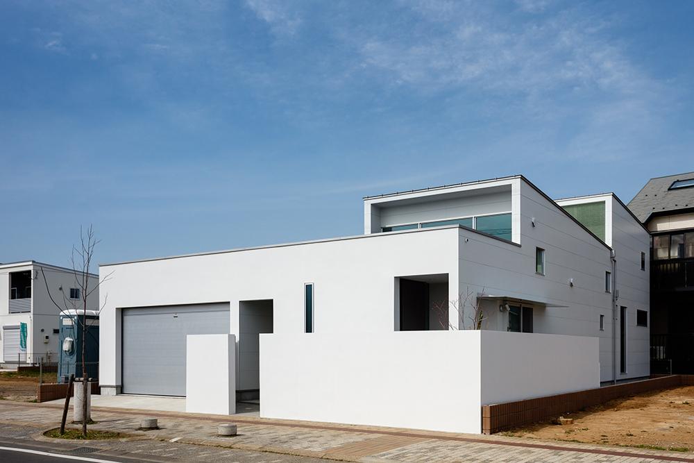 K邸(千葉県北西部)